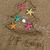 クリスマス · ビーチ · 創造 · スタイル · 夏 - ストックフォト © tannjuska