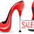 Red shoe with high heels stock photo © tanya_ivanchuk