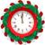 vliegtuig · christmas · horloge · pine · snoep - stockfoto © tanya_ivanchuk
