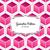 roze · kubus · patroon · vector · geometrisch · patroon · 3D - stockfoto © tanya_ivanchuk