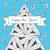 рисованной · рождественская · елка · лента · искусства · зеленый - Сток-фото © tanya_ivanchuk
