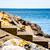 concrete stairs to sea water stock photo © tarczas