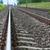 detail of railway railroad tracks for trains stock photo © tarczas