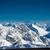 sí · üdülőhely · gleccser · Ausztria · tájkép · hegy - stock fotó © tarczas