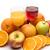 friss · narancs · alma · grapefruit · dzsúz · gyümölcsök - stock fotó © tarczas