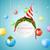 белый · Рождества · Billboard · приветствие · веселый · украшения - Сток-фото © TarikVision