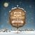 wooden christmas signboard on the snow stock photo © tarikvision
