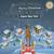 クリスマス · ヴィンテージ · 青 · トナカイ · カード - ストックフォト © tarikvision