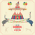 circus and carnival invitation card template stock photo © tarikvision