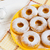 homemade sweet donuts with caster sugar stock photo © tasipas