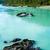 stony bottom of the turquoise river stock photo © tasipas