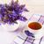 Кубок · чай · сирень · цветы · старые - Сток-фото © tasipas
