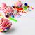 dulce · velas · espacio · fiesta · casa - foto stock © tasipas