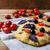 italiana · pane · oliva · aglio · erbe · fatto · in · casa - foto d'archivio © tasipas