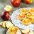 mela · focaccina · sani · alimentare - foto d'archivio © tasipas