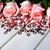 gyönyörű · rózsaszín · rózsák · ajándékkártya · szívek · friss - stock fotó © tasipas