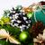 Рождества · дерево · соснового · белый · рождественская · елка - Сток-фото © tasipas