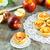 homemade apple rose cake stock photo © tasipas