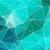 turquoise green geometric background with mesh stock photo © tasipas
