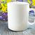 orgona · szöveg · terv · virágok · fa · deszka · fehér - stock fotó © tasipas