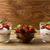 iştah · açıcı · çilek · beyaz · meyve · kırmızı · çilek - stok fotoğraf © tasipas