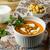 fűszeres · sütőtök · leves · sötét · fa · asztal · ősz - stock fotó © tasipas