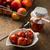kanál · kása · almák · reggeli · ezüst · egészséges - stock fotó © tasipas