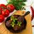 ızgara · köfte · top · akşam · yemeği · yemek · barbekü - stok fotoğraf © tasipas