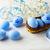 blu · easter · eggs · piccolo · basket · bianco - foto d'archivio © TasiPas