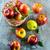 mand · appels · tabel · boomgaard · heerlijk · boom - stockfoto © tasipas