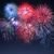 elképesztő · ünneplés · tarka · pezsgő · tűzijáték · negyedike - stock fotó © tasipas