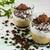 chocolade · cocktail · bril · drinken · koffie · dessert - stockfoto © tasipas