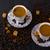 コーヒー · 白 · カップ · スプーン · 木製 · カフェ - ストックフォト © tasipas