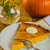 sütőtök · pite · torta · tejszínhab · tányér · hálaadás - stock fotó © tasipas