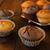vanilla and chocolate muffins stock photo © tasipas
