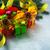 лента · Луки · три · красочный · атласных - Сток-фото © tasipas