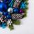 украшение · соснового · ель · синий · Purple · украшения - Сток-фото © tasipas