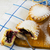 small sweet pie on the cutting board stock photo © tasipas