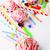 születésnap · minitorták · sok · édes · virágok · vaj - stock fotó © tasipas