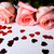 invitation · de · mariage · rose · roses · mariage · rose · image - photo stock © tasipas