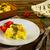 Baked cauliflower white plate stock photo © TasiPas