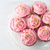 rosa · aniversário · bolo · suporte - foto stock © tasipas