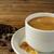 csésze · kávé · kávé · cukor · csokoládé · ital - stock fotó © tasipas