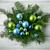 Navidad · azul · fondo · noche - foto stock © tasipas