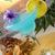 gelado · azul · cosmopolita · coquetel · martini - foto stock © tasipas