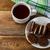 top · smakelijk · eigengemaakt · pannenkoeken · beker - stockfoto © tasipas