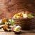 лес · съедобный · грибы · плетеный · корзины - Сток-фото © tasipas