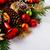 karácsony · ágak · karácsonyfa · díszített · cukorkák · léggömbök - stock fotó © tasipas