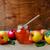 はちみつ · jarファイル · 食品 · 健康 · 薬 - ストックフォト © tasipas
