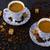 porselein · koffie · cafe · zwarte · leven - stockfoto © tasipas